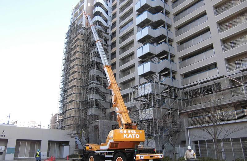 大規模修繕工事・改修工事で理想の環境づくりへ