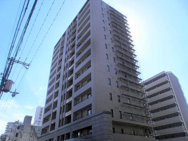 コート江坂垂水町大規模修繕工事(大阪府吹田市)