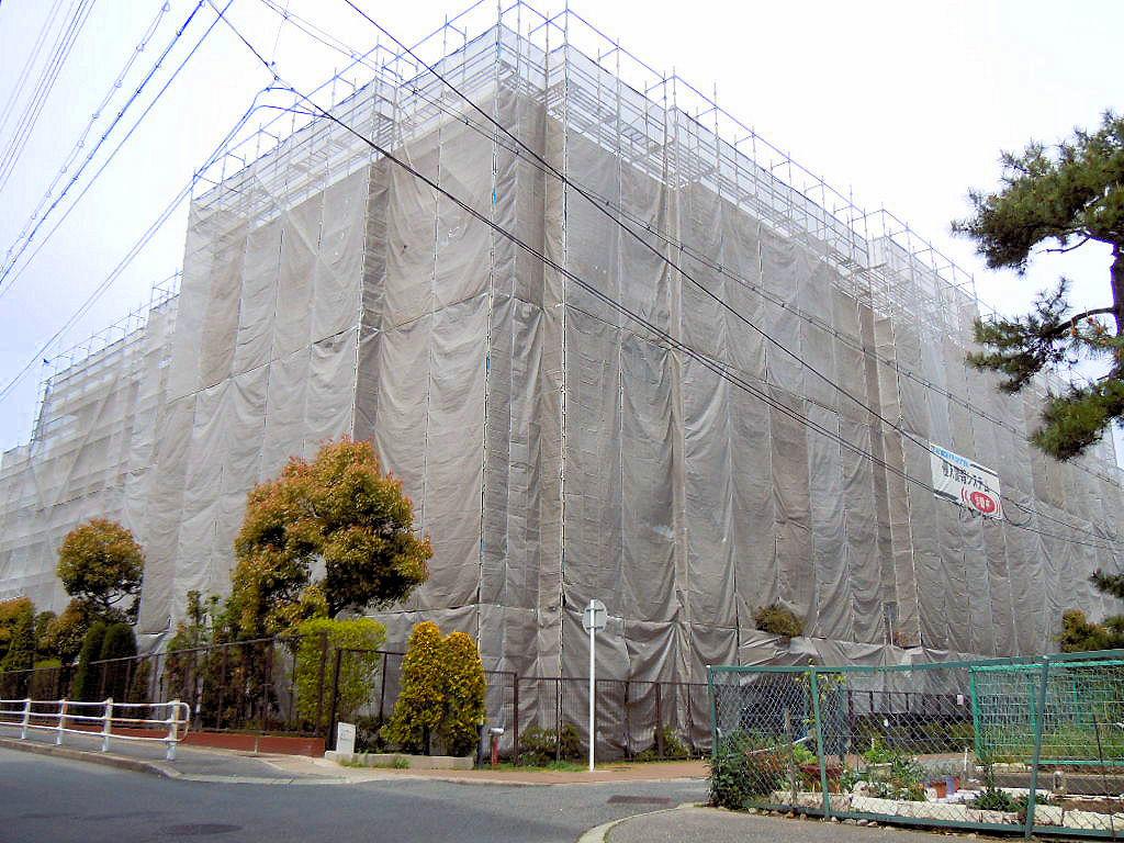 ネオカレント芦屋大規模修繕工事(兵庫県芦屋市)