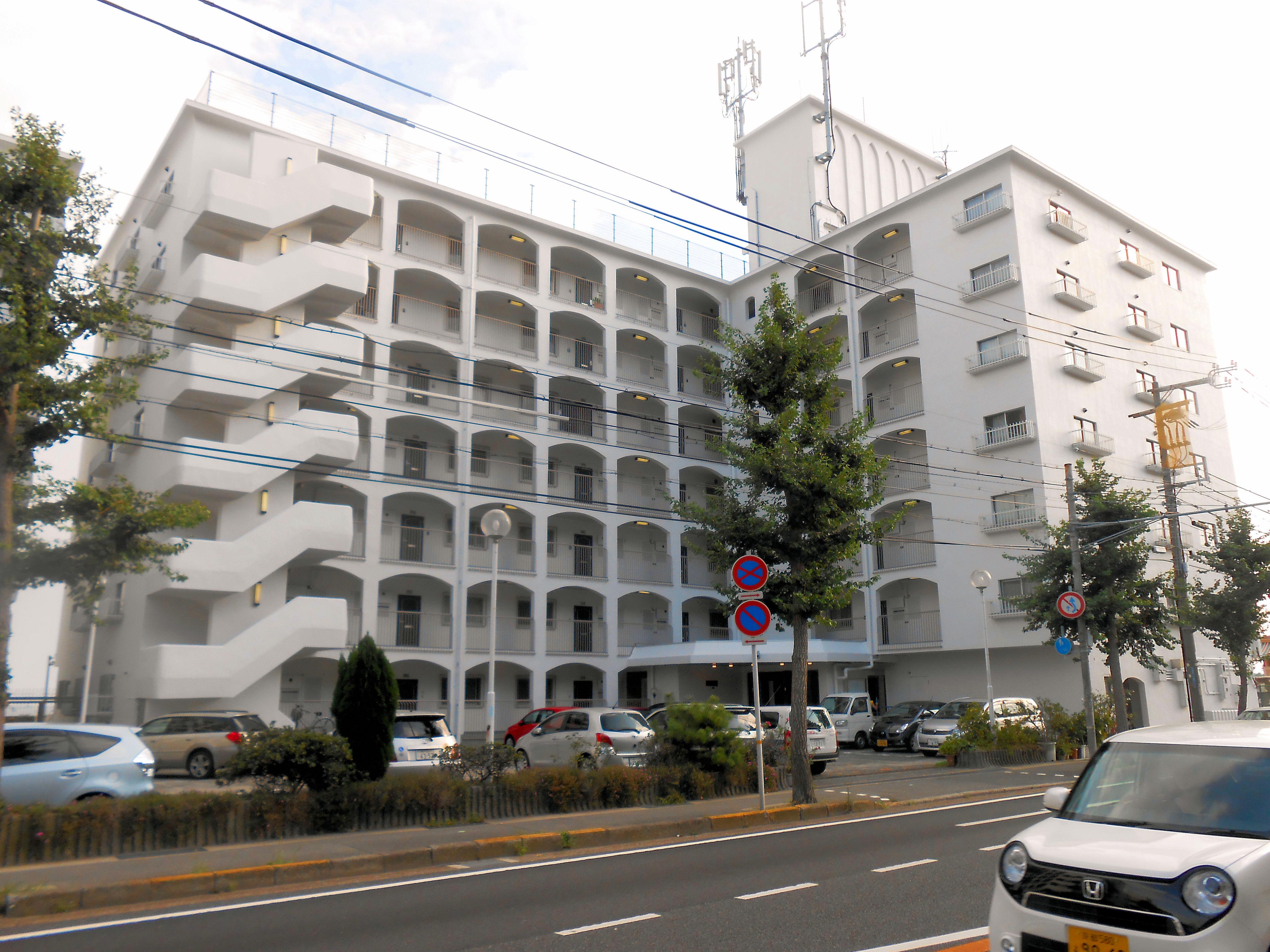 第2シーサイドパレス塩屋大規模修繕工事(兵庫県神戸市)