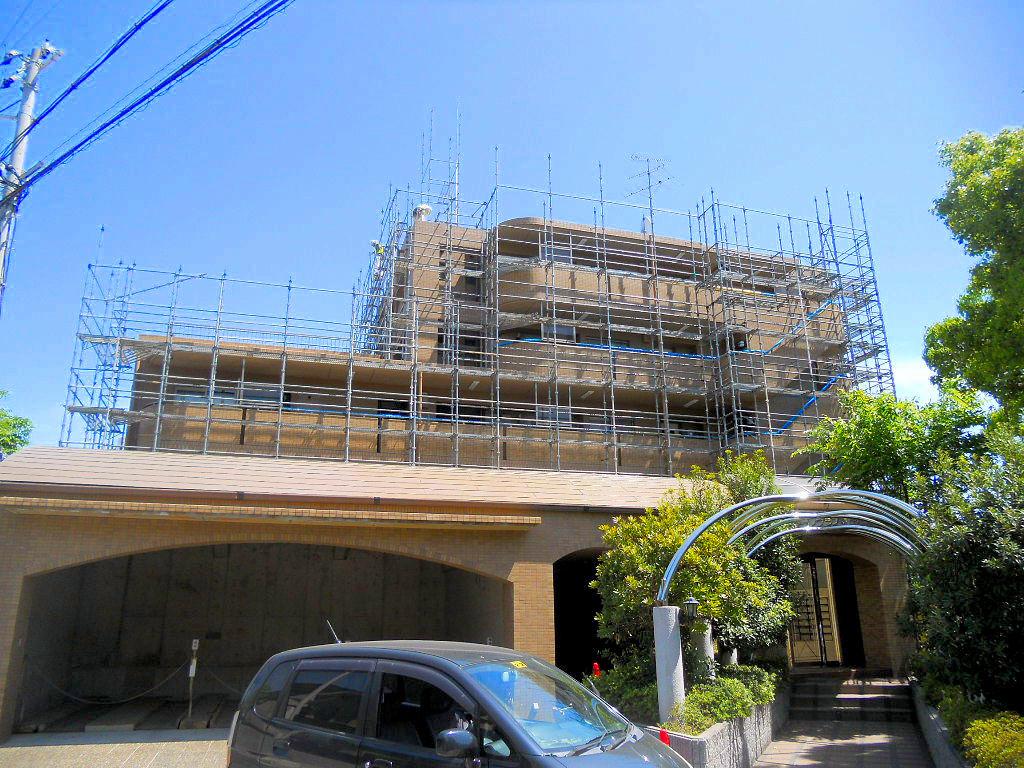 ワコーレグラン新神戸大規模修繕工事(兵庫県神戸市)