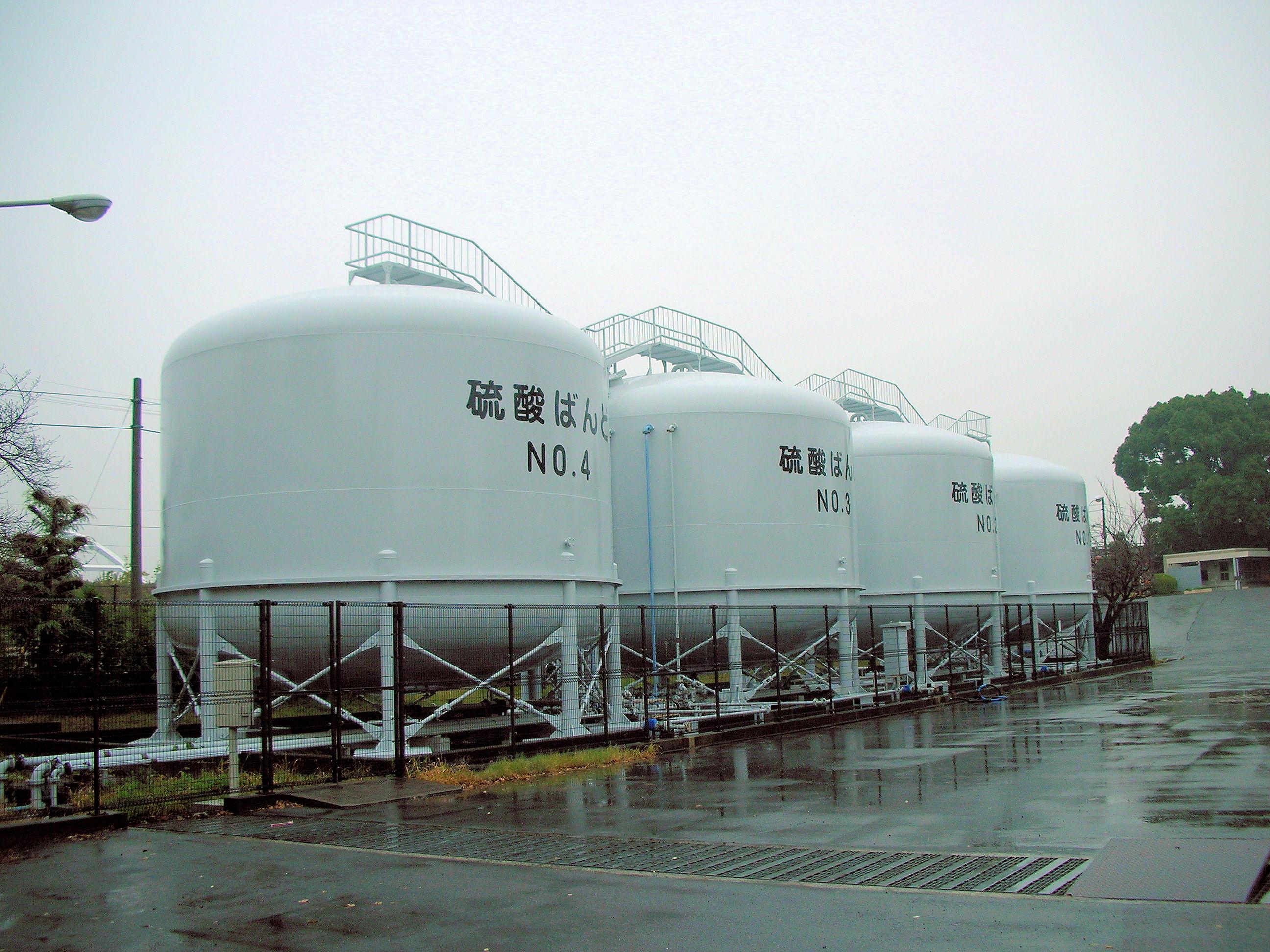 柴島浄水場(大阪府大阪市)