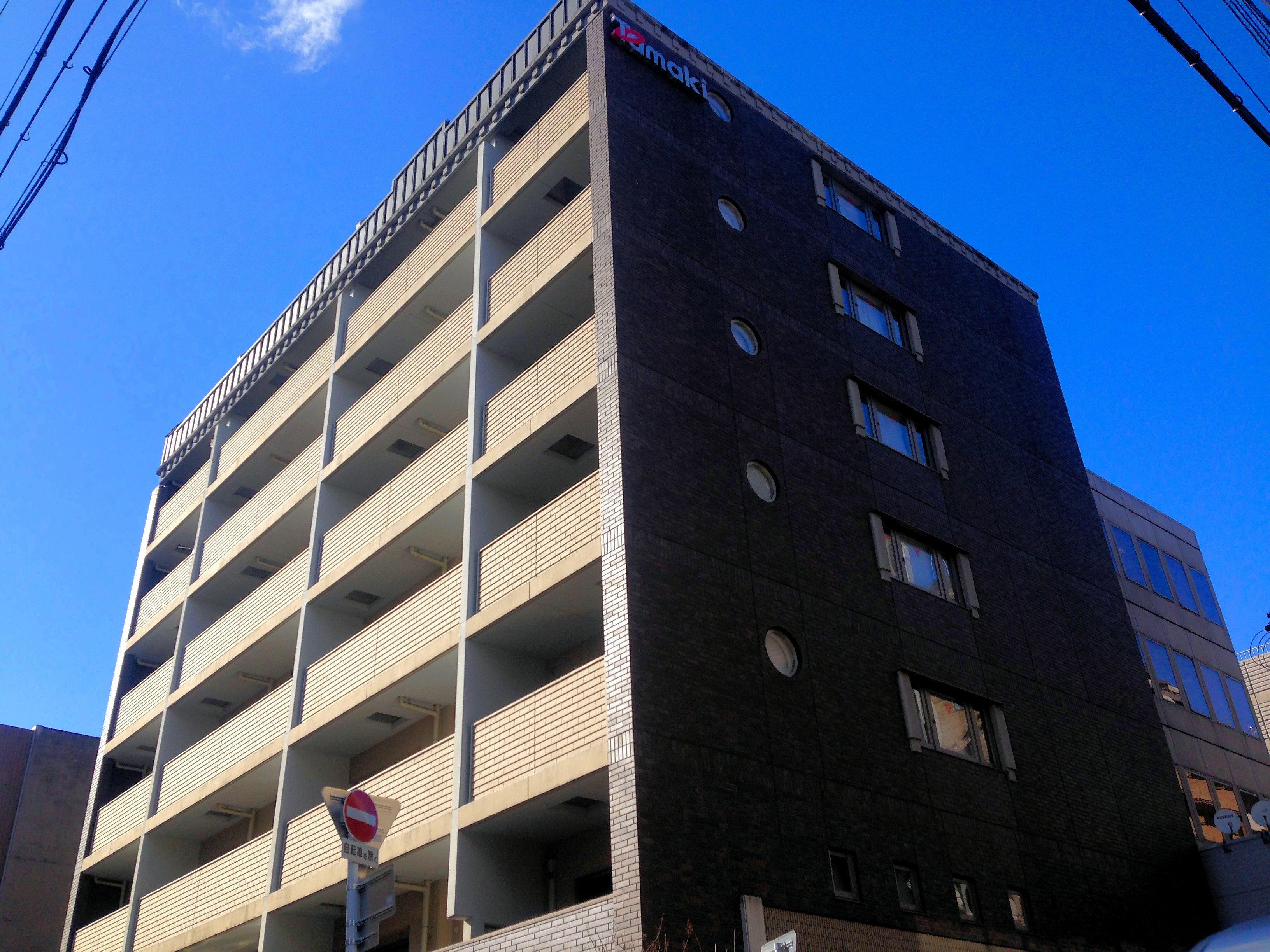 コンフォール室町六角大規模修繕工事(京都府京都市)