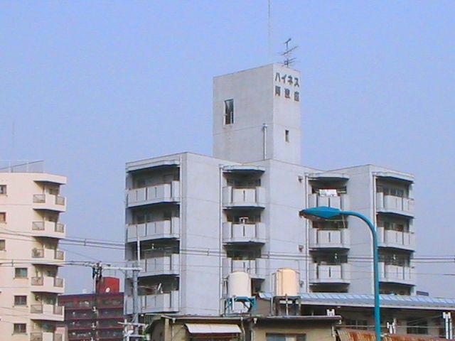 ハイネス阿波座大規模修繕工事(大阪府大阪市)