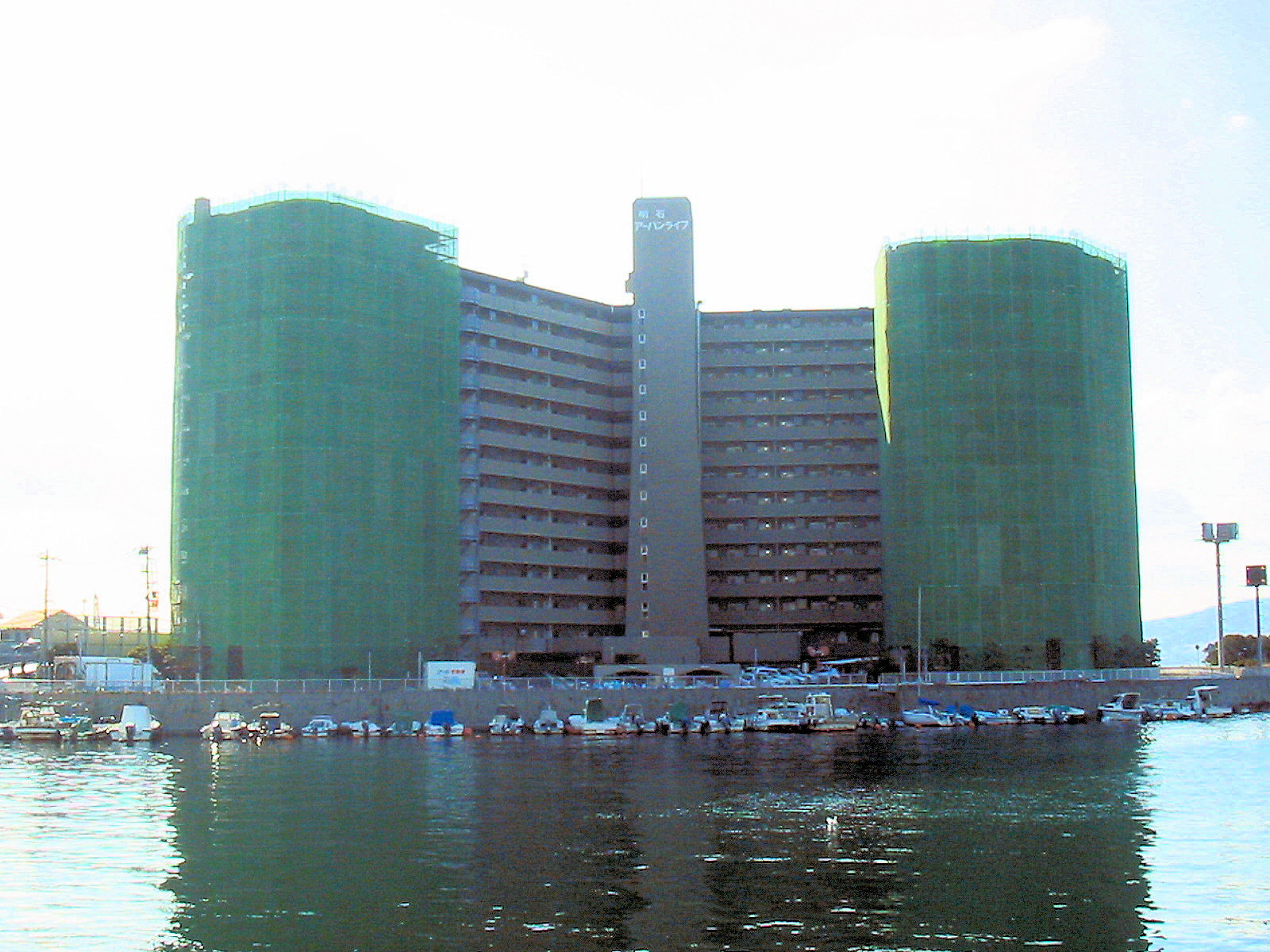明石アーバンライフ(兵庫県明石市)  大規模修繕工事