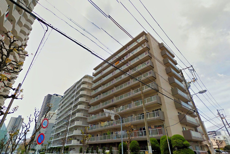 第2西長堀ビューハイツ大規模修繕工事(大阪府大阪市)