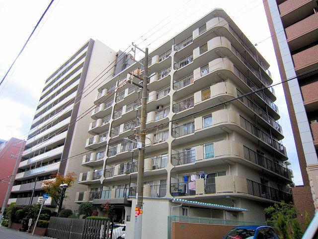 ルモン森ノ宮大規模修繕工事(大阪府大阪市)