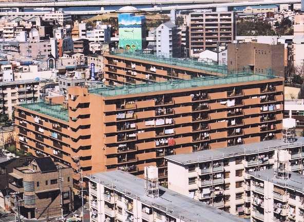 南朝潮コーポ大規模修繕工事(大阪府大阪市)