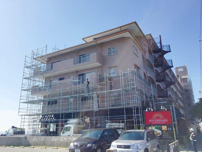 ライオンズマンション舞子大規模修繕工事(兵庫県神戸市)