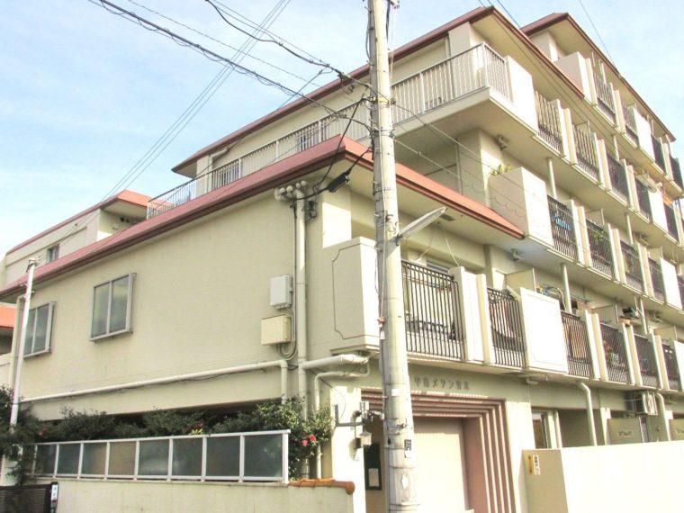 甲南メゾン青木大規模修繕工事(兵庫県神戸市)
