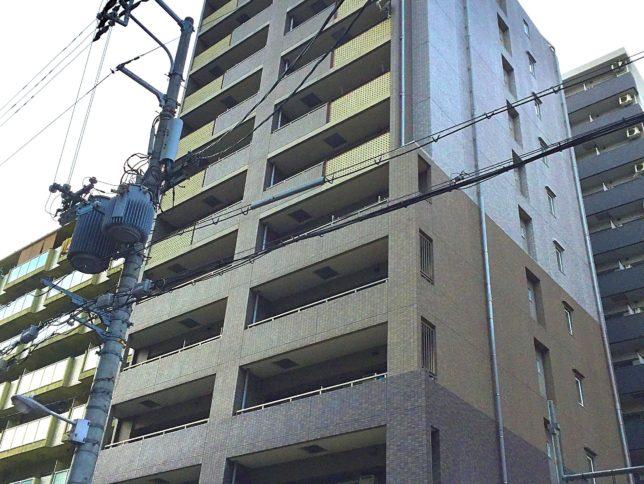 セレスト北浜(大阪府大阪市)     大規模修繕工事