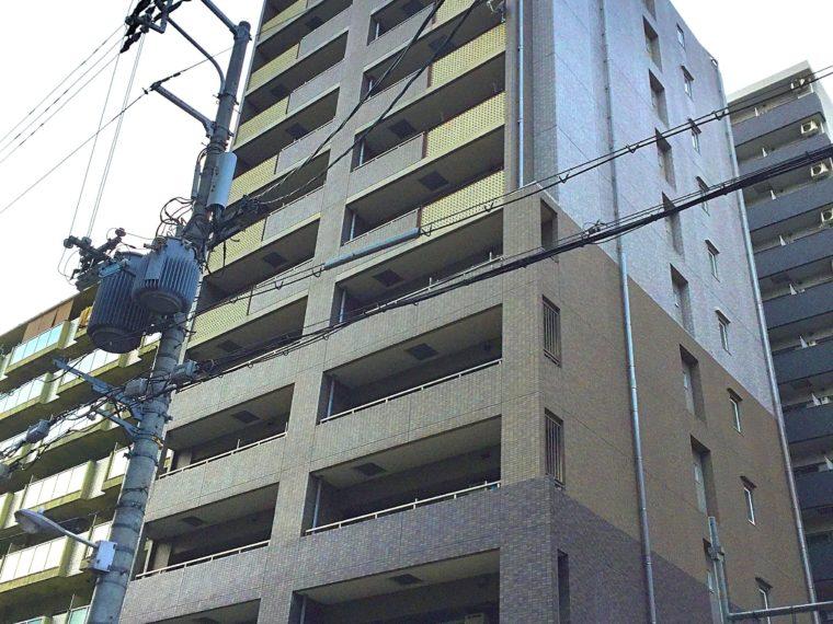 セレスト北浜大規模修繕工事(大阪府大阪市)