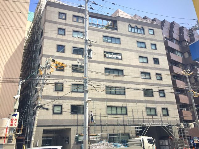 光和管財ビル大規模修繕工事(兵庫県神戸市)