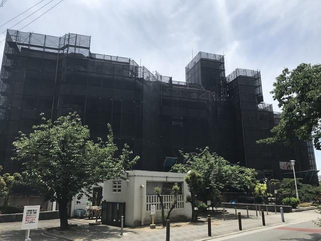 佃コーポ大規模修繕工事(大阪府大阪市)