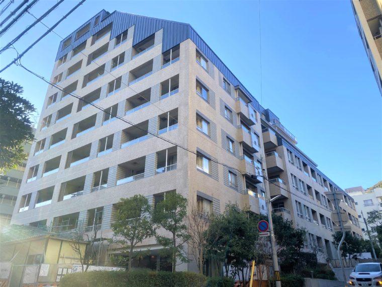 ワコーレ山本通グランツィオ大規模修繕工事(兵庫県神戸市)