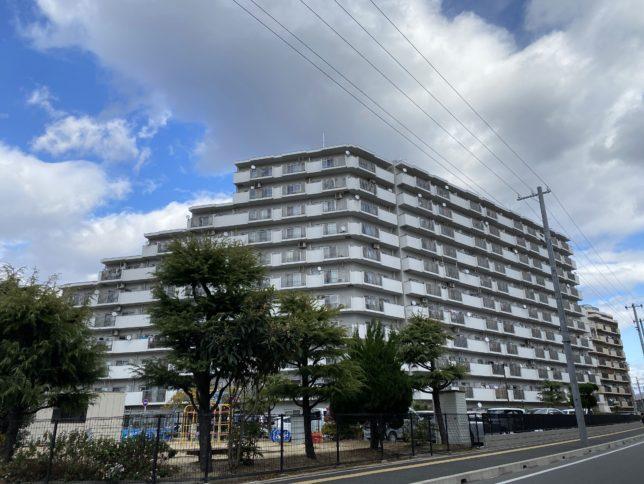 明石ダイヤハイツ大規模改修工事(兵庫県明石市)