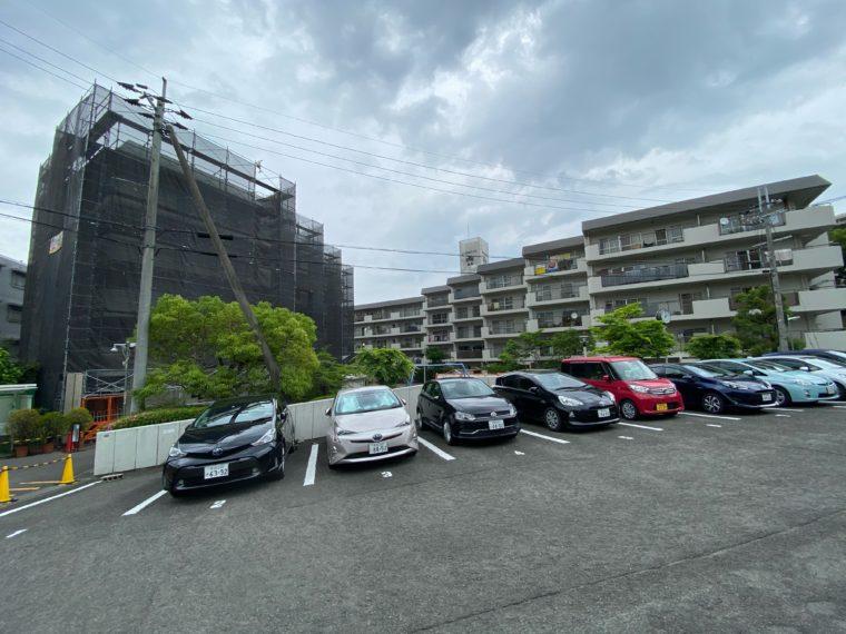 エクセルハイツ学園前鶴舞大規模修繕工事(奈良県奈良市)