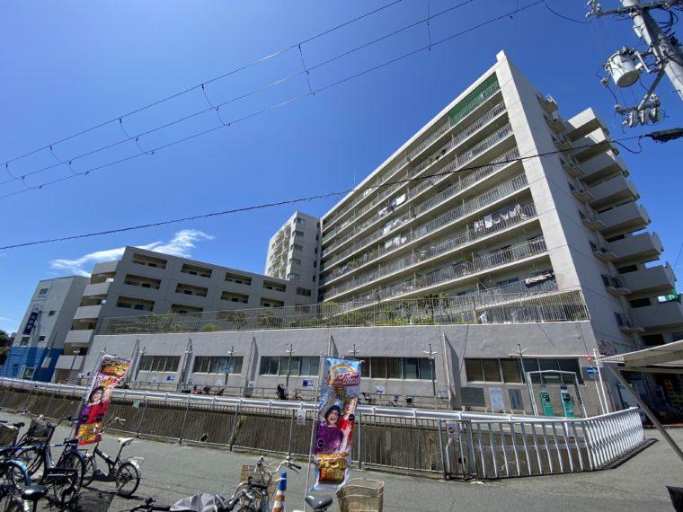 豊津ファミリー大規模修繕工事(大阪府吹田市)