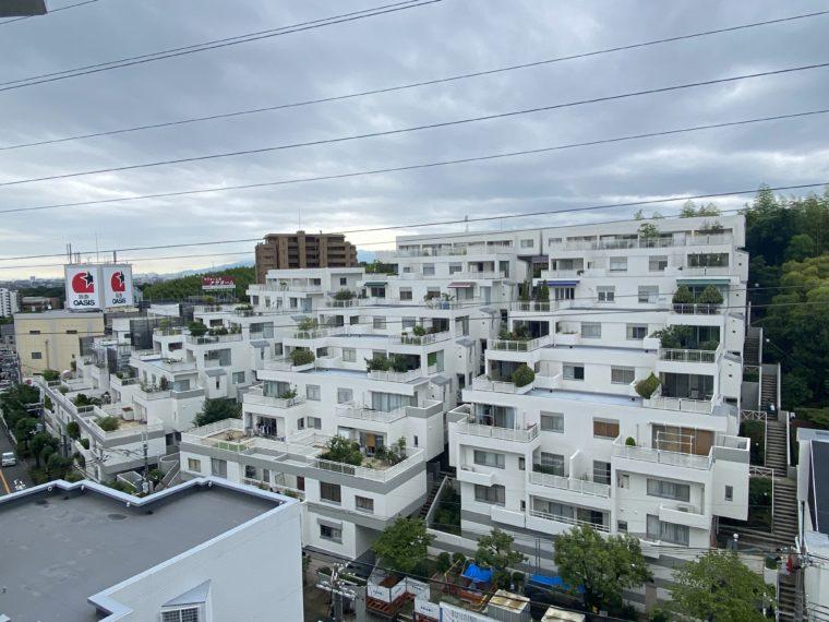 千里山ロイヤルマンション4番街大規模修繕工事(大阪府吹田市)